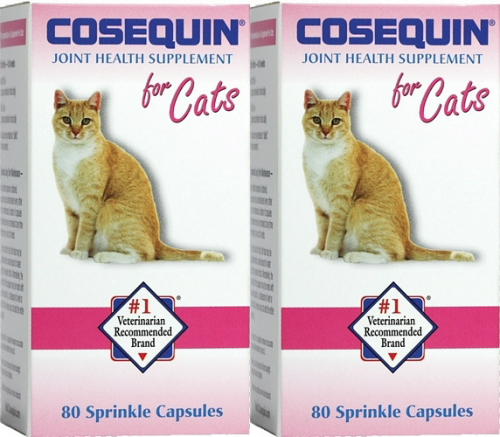 cosequin feline for cats 80 ct x 2 pk ebay. Black Bedroom Furniture Sets. Home Design Ideas