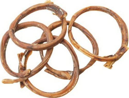 bingo buffalo bully stick plain ring 4 5 inch ebay. Black Bedroom Furniture Sets. Home Design Ideas